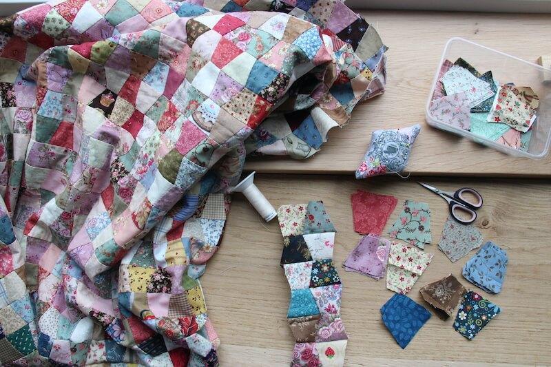 Herinneringen bewaren: vang je dierbaarste herinneringen in een quilt